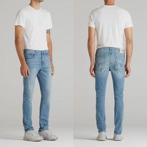 Edwin Maddox slim jeans in breaker 33